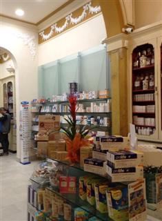 Nuovo interno Farmacia San Jacopo