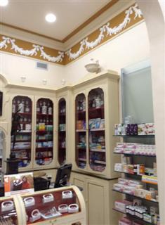 antica mobilia farmacia san jacopo livorno