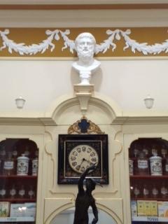 orologio antico farmacia san jacopo livorno