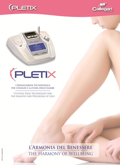 pletix per il benessere delle gambe in farmacia san jacopo a livorno